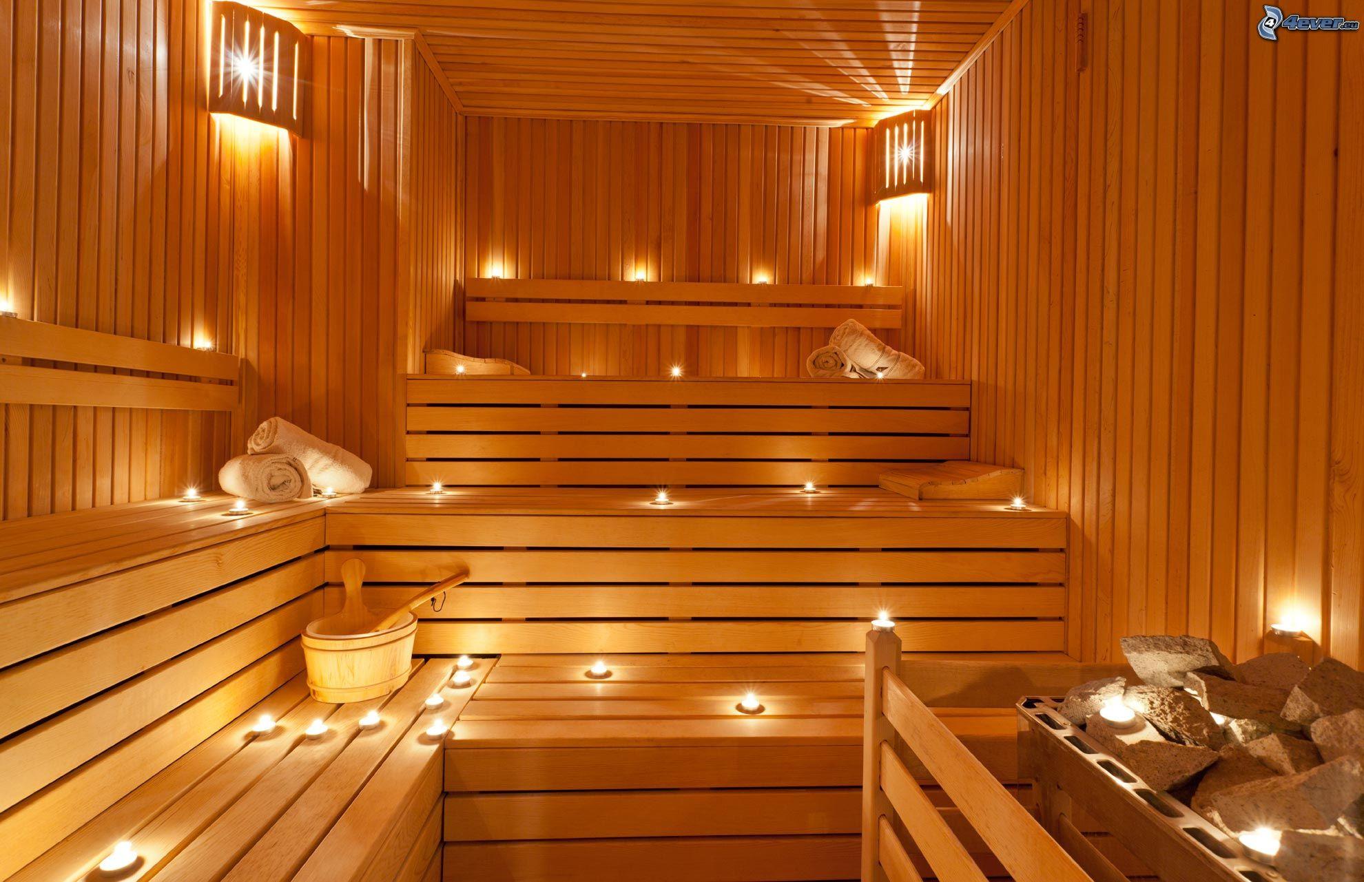 sauna samodzielnie