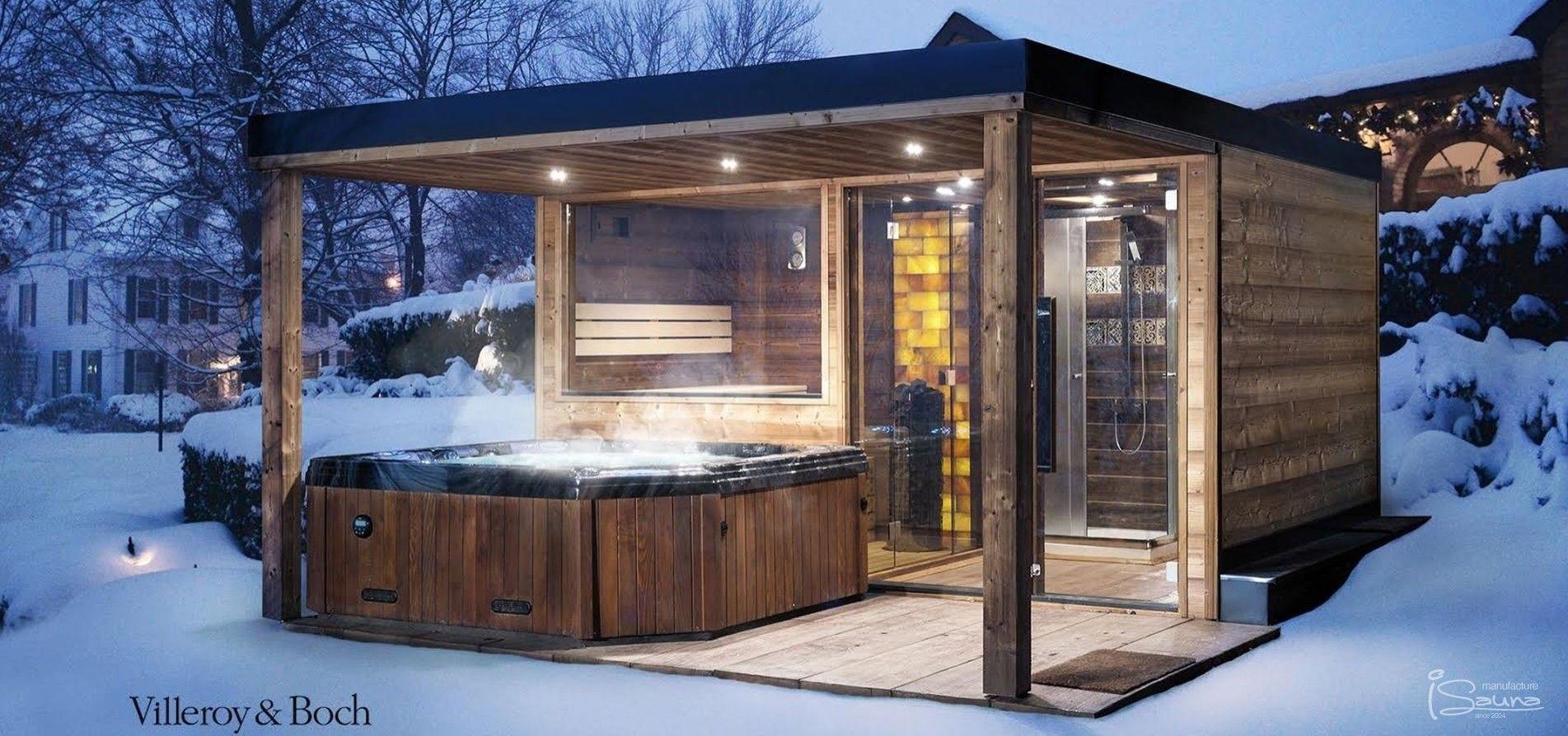 montaż budowa saun fińskich