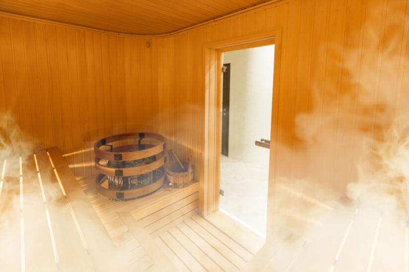 para sauna