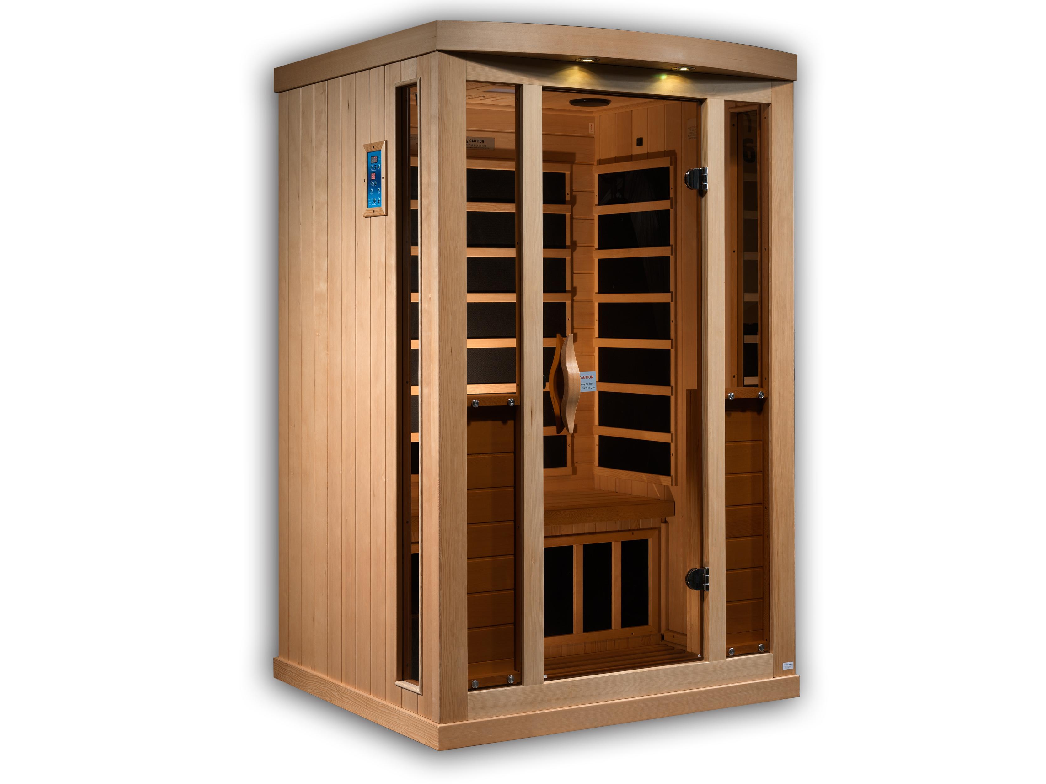 gdzie postawić saunę ?
