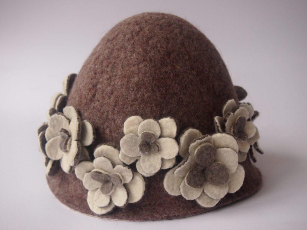 czapki do saunowania